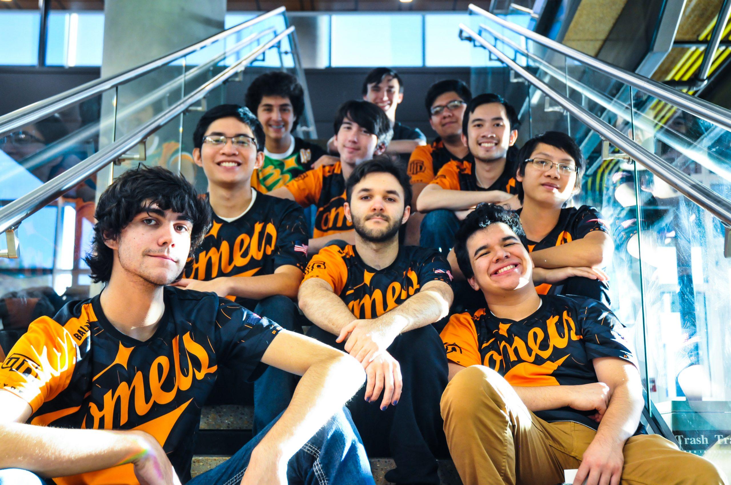 Smash team hosts recruitment tournaments