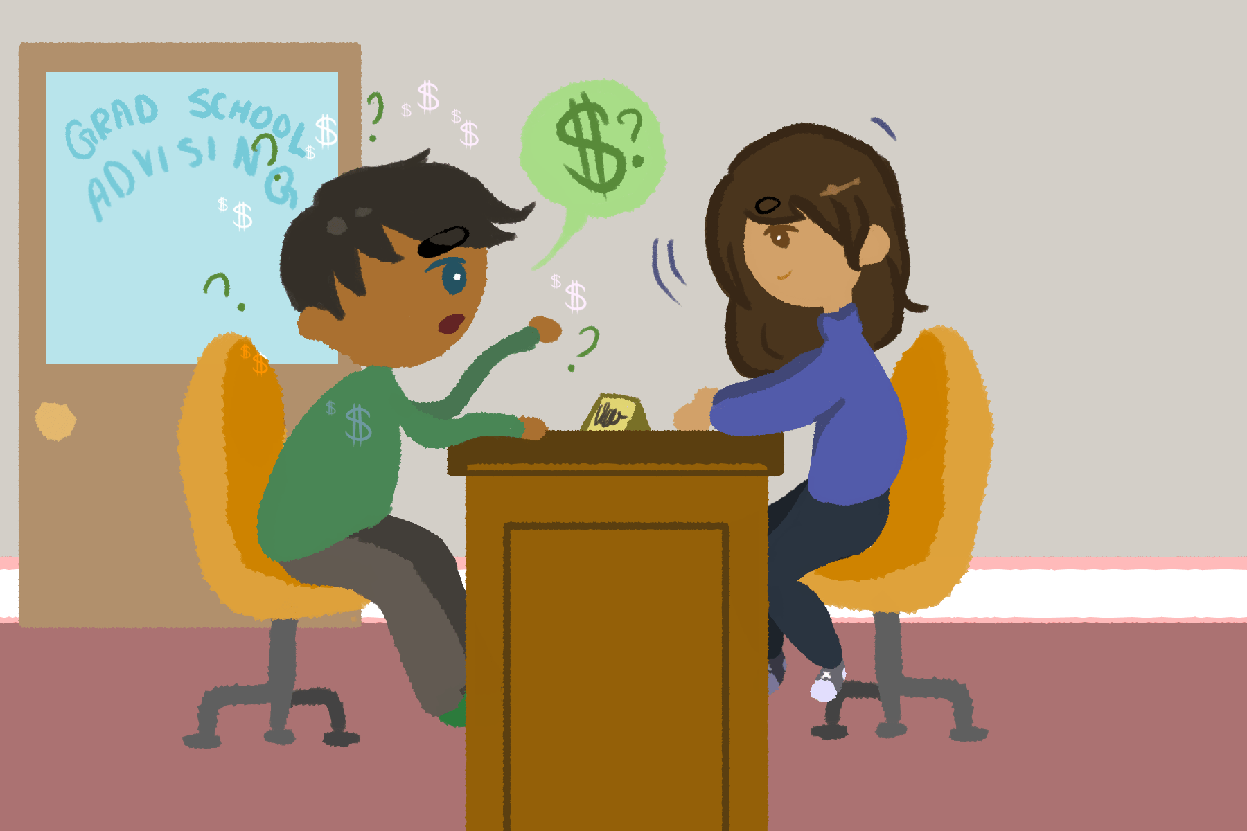 Financing the future: how to pay for grad school