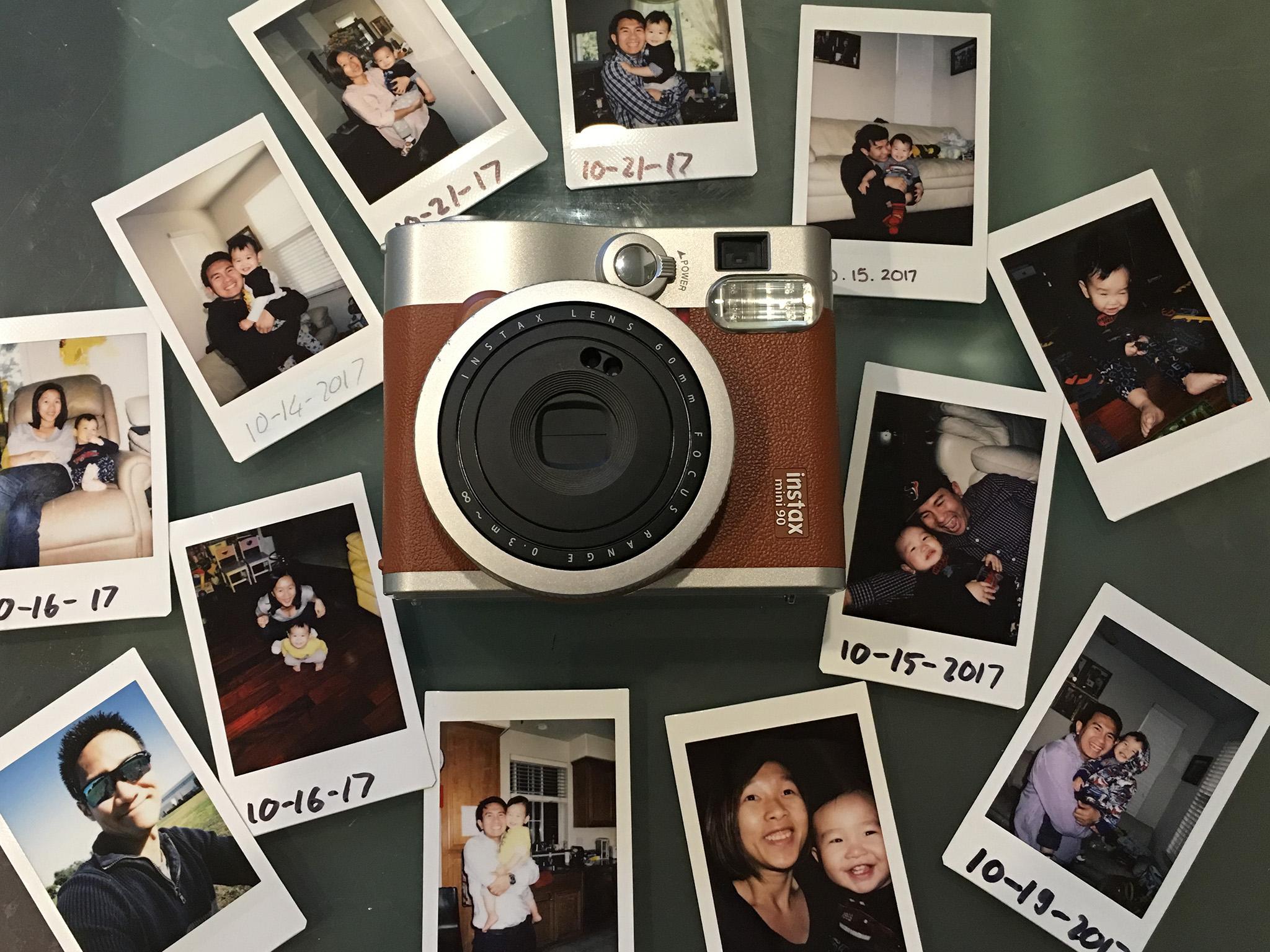 Low Tech Fun  Fujifilm Instax Mini 90 Instant Film Camera