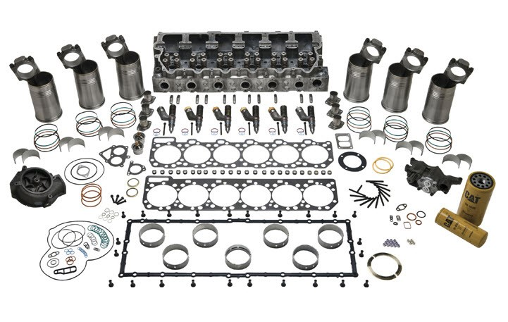 Rebuilt Kits & Spare parts for Industrial & Marine