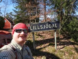 Framme i Lillsjödal