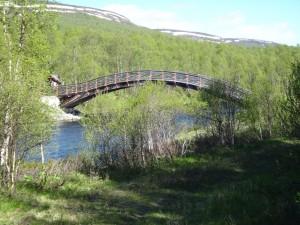 Passerade en vacker bro