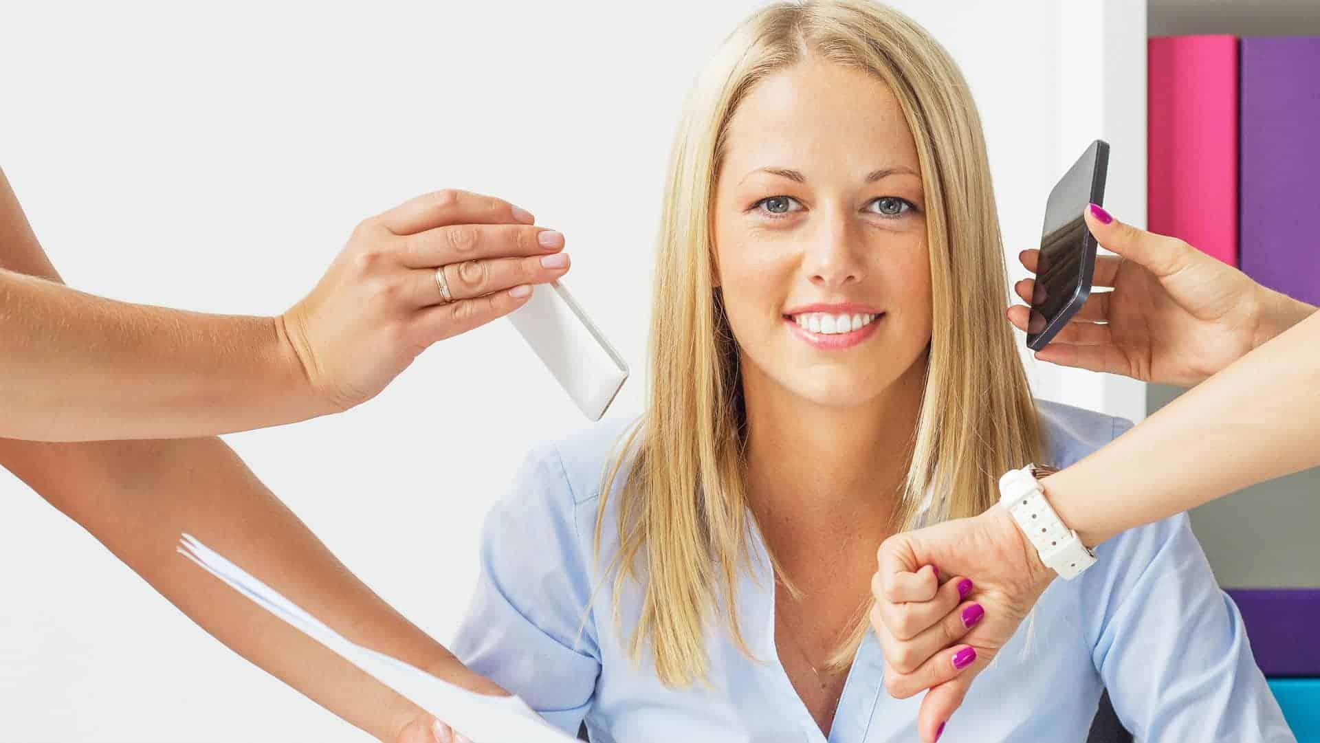 Sju vanliga misstag som gör dig stressad. Foto: Shutterstock.