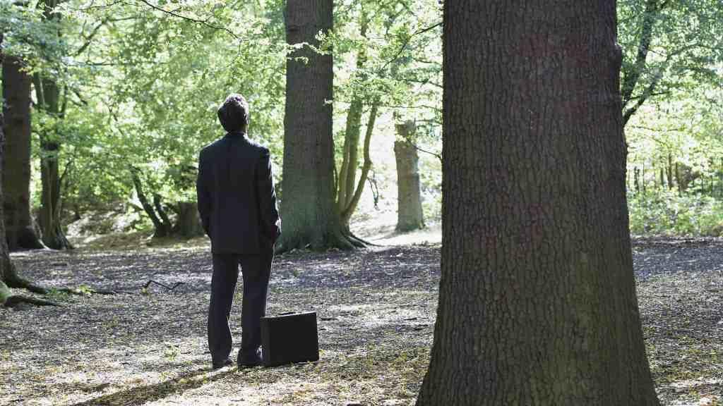 Naturen minskar stress och gör dig mer kreativ. Pensionssäkra dig själv med gröntid.