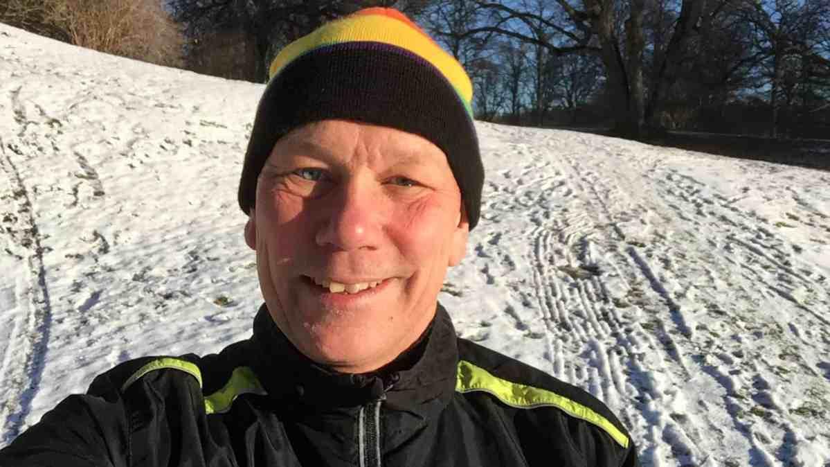 Spring säkert i vinter - utan dubbar