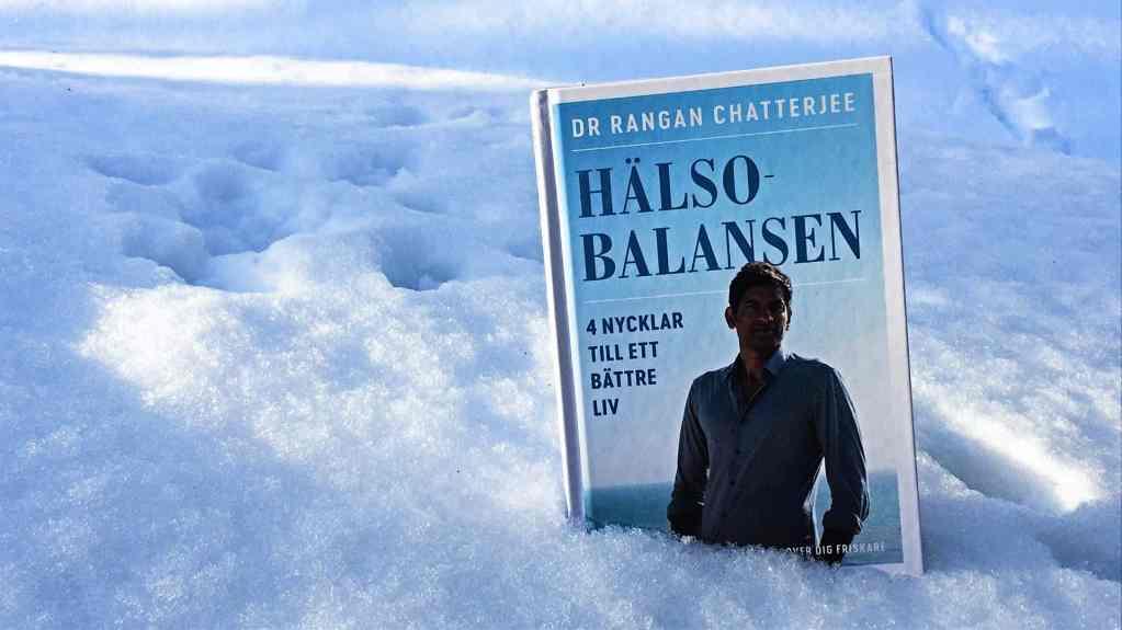 Hälsobalansen - friskvårdsbok som funkar