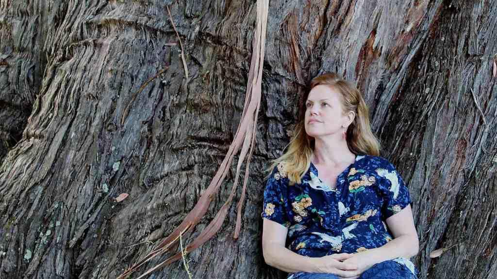 Viktoria Chamberlain, friskvårdsguide i Australien.