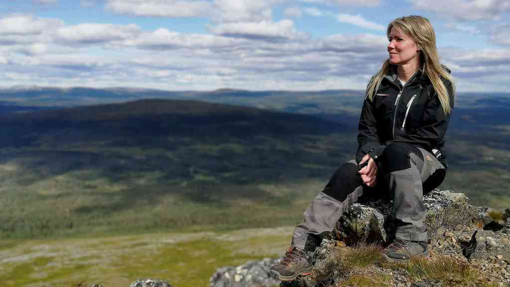 Annelie Hultgren, Friskvårdsguide.