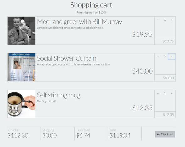 Demo view for each shopping cart themes design is realized on the. 10 Free Html5 Css3 Checkout Forms Templates Utemplates