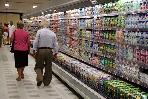 Consumi in calo del 4% Confcommercio