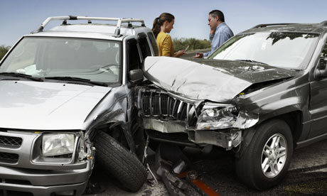cosa fare in caso di incidente stradale
