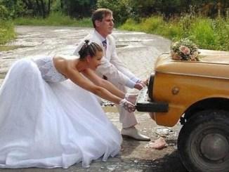viaggio di nozze rovinato