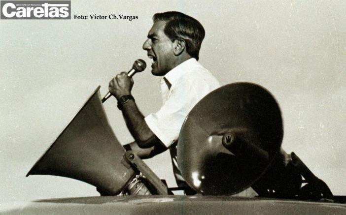 Dijimos que Víctor Chacón era legendario. Foto: Caretas/Víctor Ch. Vargas