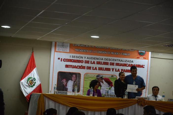 Pal feis. Foto: Municipalidad de Huancabamba