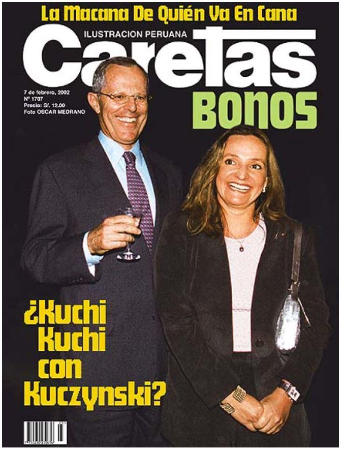 El otro apelativo de Susana es Cuchi Cuchi. Imagen: Caretas