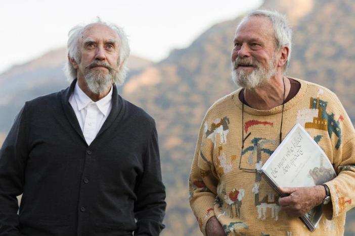 """Este año, se generó una polémica en torno a los derechos de """"The Man Who Killed Don Quixote"""", la más reciente película de Terry Gilliam que Branco iba a producir en el 2016 y luego se hizo sin él, a pesar de un contrato firmado"""