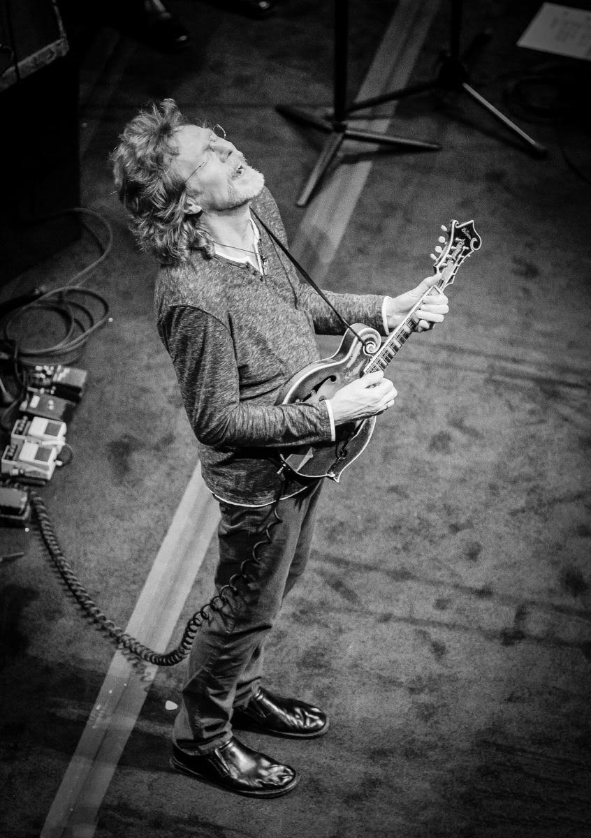 Brownsville Presents: Sam Bush Live at the Ute Theater