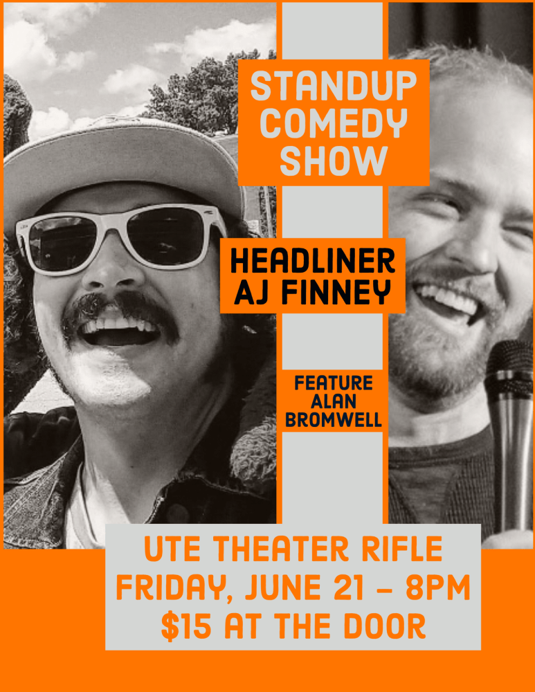 Comedy Night June 21, 2019
