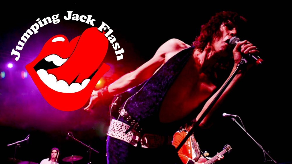 Jumping Jack Flash Rolling Stone Tribute