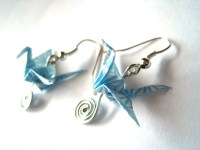 Origami Jewelry | Fly with Origami, Learn to Dream