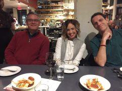 dinner at Gunshow