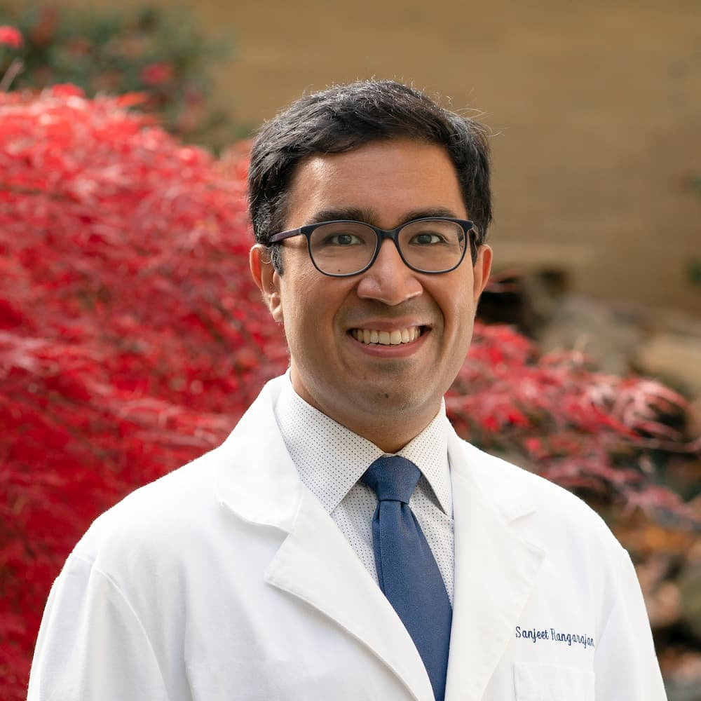 UTHSC ENT - Dr. Sanjeet Rangarajan - Headshot Thumbnail