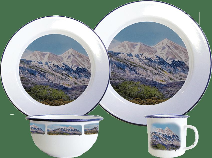 Mountain 16 Piece Set