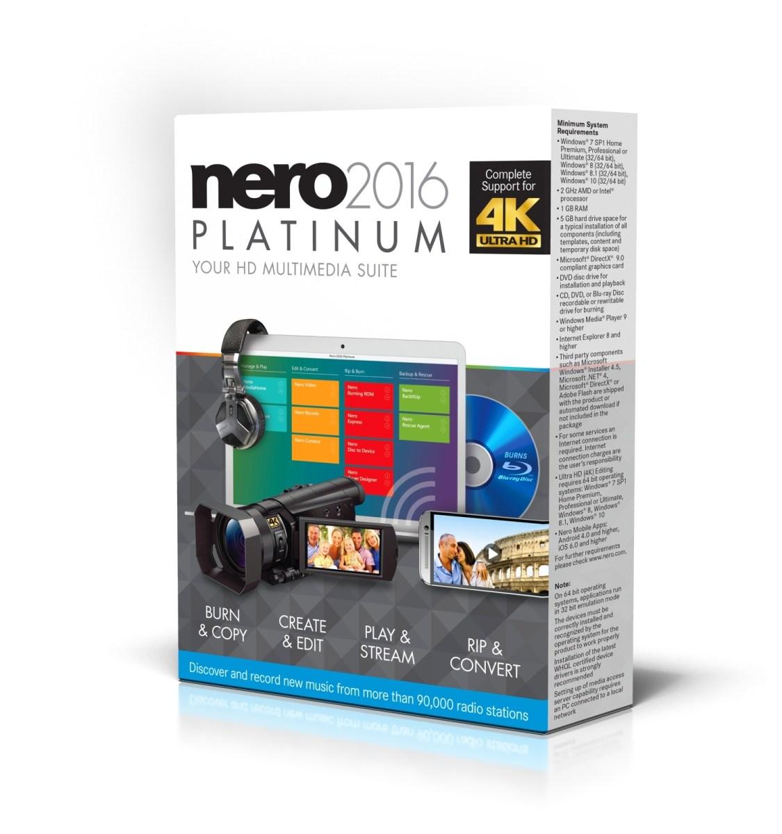 Nero 2017 Platinum 19.0.00800 Crack