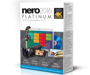 Nero 2017 Platinum 18 Crack