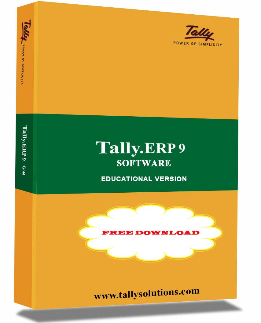 Tally ERP 9 Crack v6.4.2