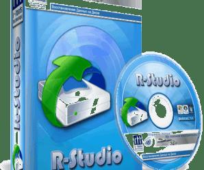 R-Studio 8.7 Crack