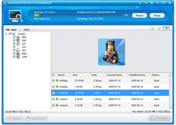 free wondershare data recovery registration code