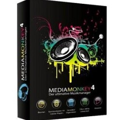 MediaMonkey Gold 4.1.20.1864 Crack