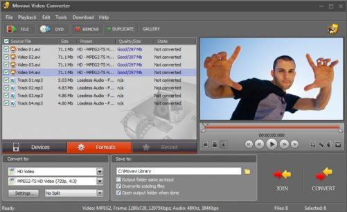 Movavi Video Converter Serial Key