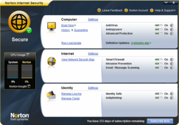Norton Internet Security Keygen