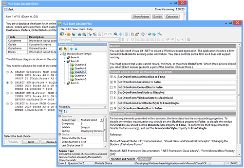 VCE Exam Simulator Keygen