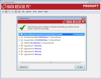Data Rescue 4.3.1 Free Download