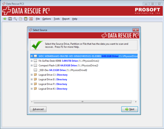 Data Rescue 4.3.1 Free Download