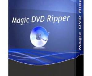 Magic DVD Ripper 9.0.1 Crack