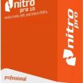 Nitro Pro 11 Full Crack