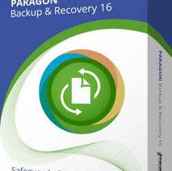 Paragon Backup & Recovery 17.4.3 Crack