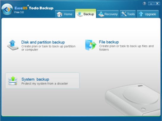 EaseUS Todo Backup Serial Key