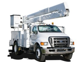 We can supply bucket truck parts from many manufacturers