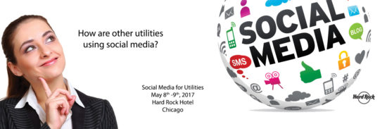 Social media for utilities recognize viral posts conference