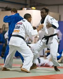 Judo Randori