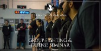 Group Fighting Seminar - Facebook