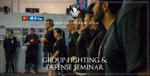 Group Fighting Seminar - Facebook