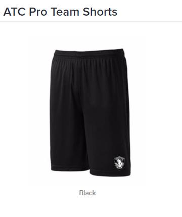 UTKM Male Shorts