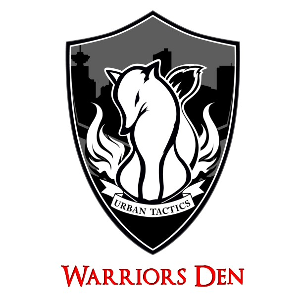 Warriors Den Graphic I tunes