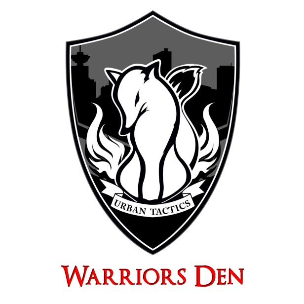 Warriors Den Graphic I tunes